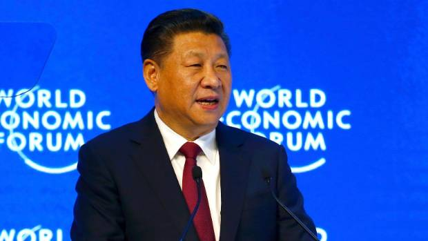 Against Donald Trump's protectionism, Chinese president Xi Jinping is casting his country as a bastion of free trade.