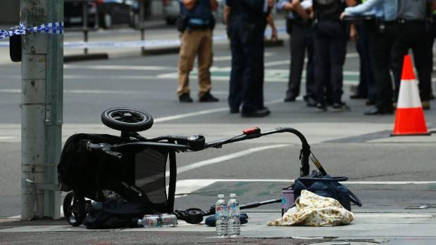 Tennis stars three kilometres from Melbourne carnage
