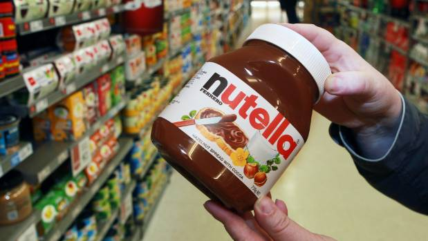 Ferrero, Nutella maker, is hiring 60 taste testers