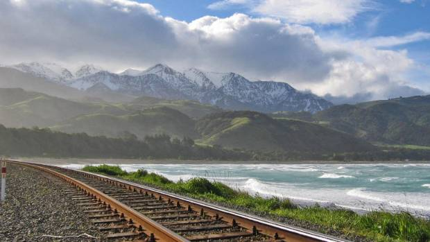 Between the mountains and the sea - could a new cycle trail help invigorate Kaikoura and the top of the South?