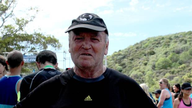 Sir Graham Henry also took part in this year's Fuller's Wharf2Wharf, in the 5km race.