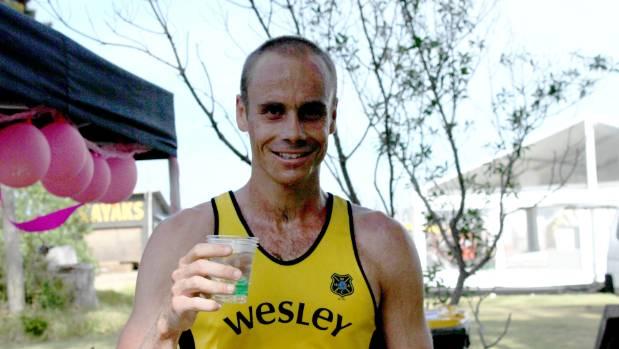 Tom Moyes, from Auckland's Glendowie, was Fuller's Wharf2Wharf overall winner.