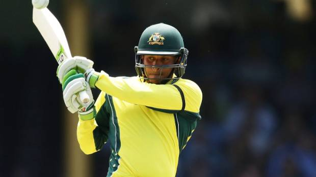 Australia A captain Usman Khawaja.