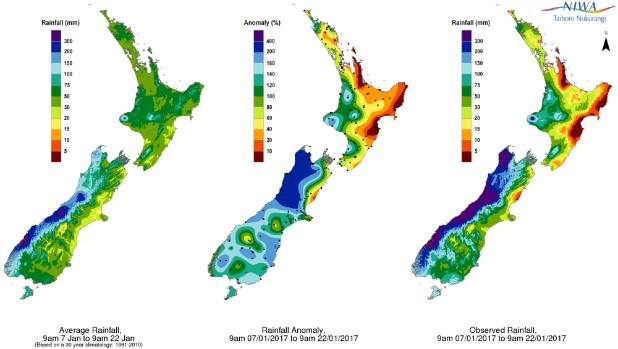 New Zealand Weather Map.Where To Find The Best Weather In New Zealand Stuff Co Nz