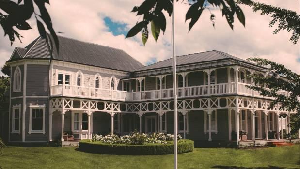 The Marlborough Lodge on Rapaura Rd, in Blenheim.