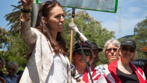 Jacinda Ardern has been ahead of Little in preferred prime minister polls for some time.
