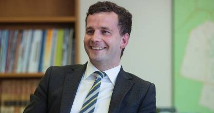 ACT leader David Seymour has unveiled a new corrections policy at his party's conference - to teach prisoners how to ...