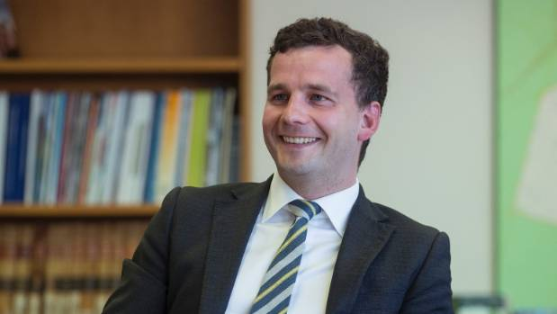 ACT leader and Epsom MP David Seymour wants to cut the red tape that's limiting land supply and making it costly to ...