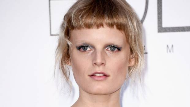 'You can be whoever you want. It doesn't matter,' says Hanne Gaby Odiele.