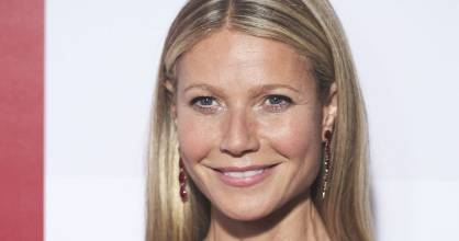 Gwyneth Paltrow plans to show off Goop's new fragrance at a pop-up shop.