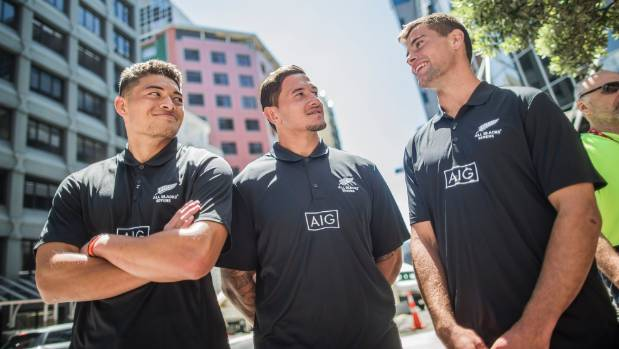 Tasman's Tone Ng Shiu, Trael Joass and Andrew Knewstubb have all shot into the limelight in Wellington as part of the ...
