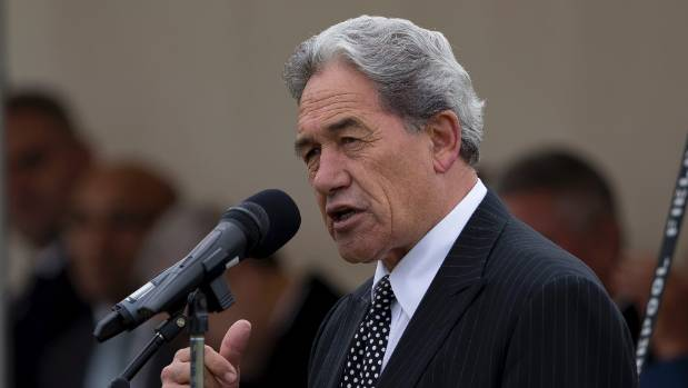 NZ First leader Winston Peters has accused the Government of selling citizenship to wealthy foreigners.