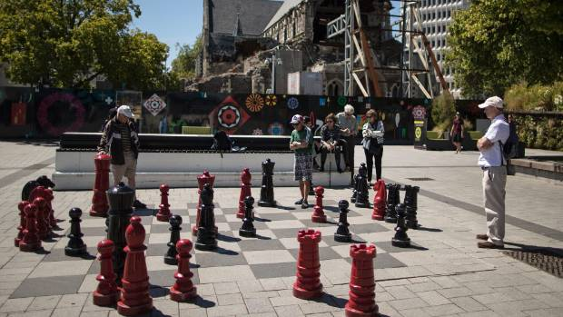 The Christchurch City Council has decided to work with Regenerate Christchurch to develop a strategy for Cathedral Square.