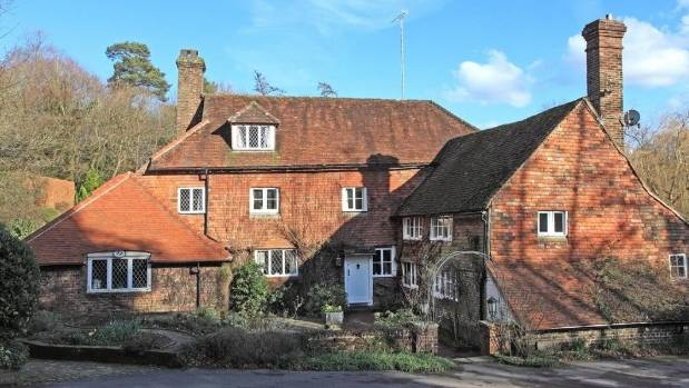 Country House Of Winnie The Pooh Author Aa Milne For Sale