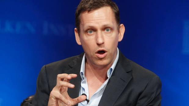 Who is Peter Thiel?
