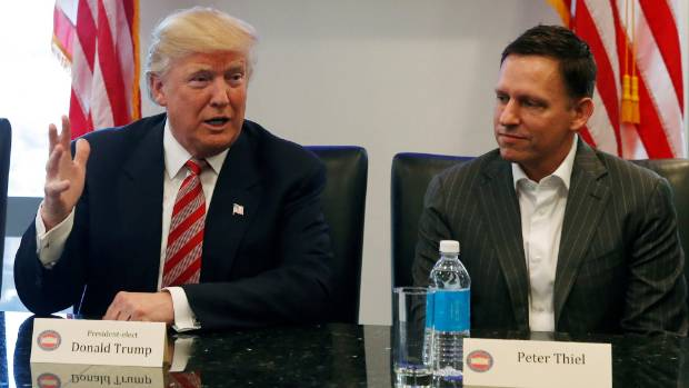 PayPal co-founder and Facebook board member Peter Thiel recently revealed he supports Trump's 'Muslim ban'.