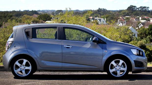 Used Holden Barinas are among the cheapest in the world in New Zealand.