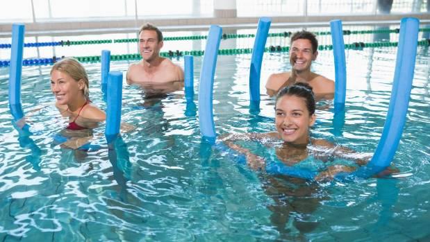 We Try Aqua Aerobics Pool Noodle Fitness Stuff Co Nz