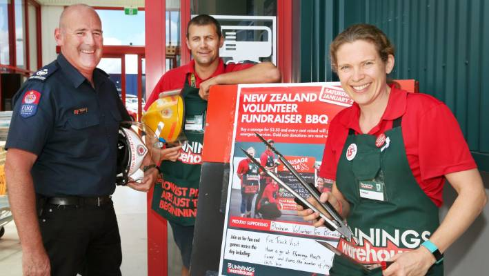 Chance to show support for Blenheim Volunteer Fire Brigade