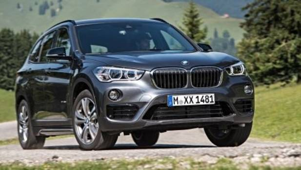 bmw x1 selection rationalised prices reduced. Black Bedroom Furniture Sets. Home Design Ideas