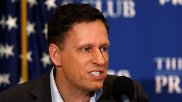 PayPal co-founder Peter Thiel has been a Kiwi since June 2011, it was revealed this week.