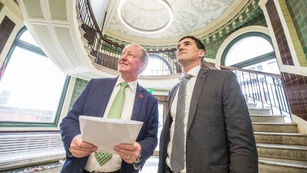 Wellington City Council intends to put up $1m to help building owners with earthquake strengthening after Building and ...