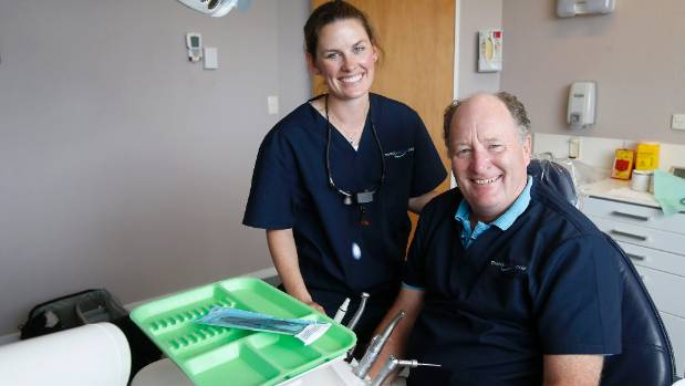 Experienced Timaru dentist Mark Goodhew is proud to employ his daughter Emily who graduated with a Bachelor of Dental ...