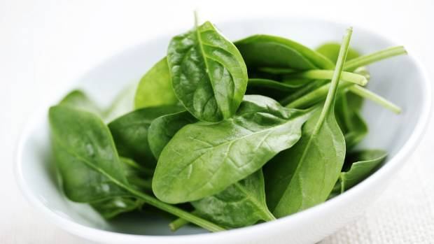 It's a myth that one has to live off spinach if they want to remain a healthy vegan.