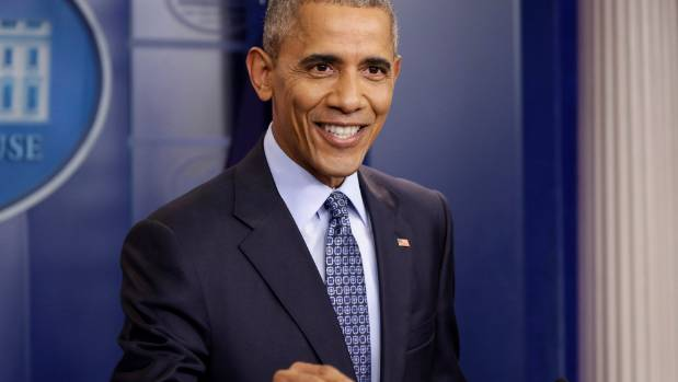 Barack Obama was one of the most popular presidents of moder times.