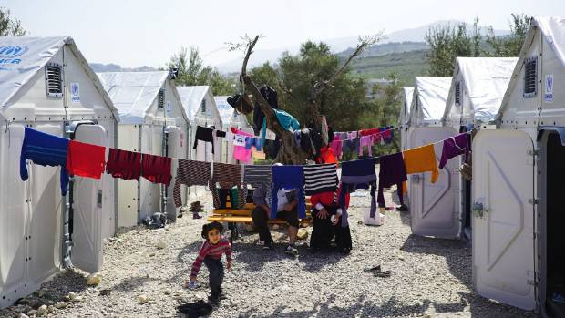 Flat-pack refugee shelter is named design of the year