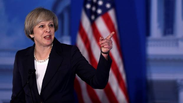 Britain seeks United States help on trade