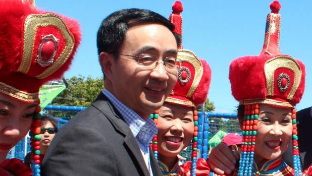 New Zealand MP admits teaching Chinese spies