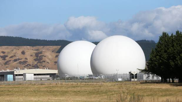 The Waihopai spy base was built in 1987, authorised by then-Prime Minister David Lange.