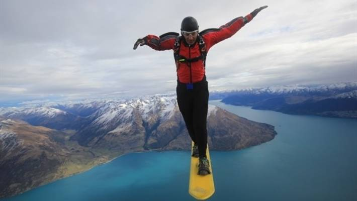 Skydivers Who Fell 4500 Metres In Queenstown In Stable And Improving