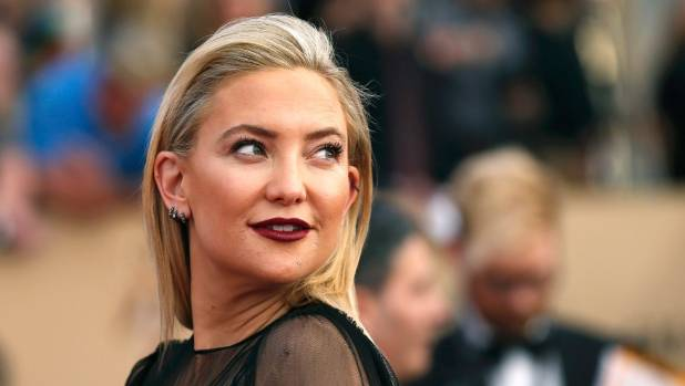 Kate Hudson faces backlash over 'lazy' C-section joke