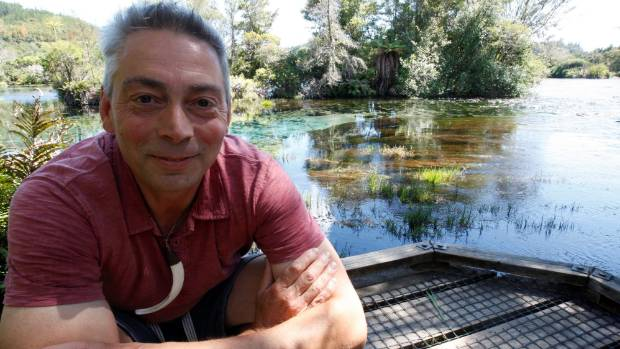 Save Our Springs founder Steve Penny said he was concerned Tasman District Council proposed to increase current water ...