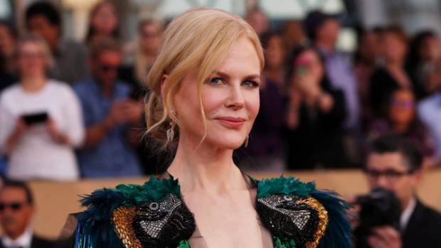 Nicole Kidman is the new face of Neutrogena