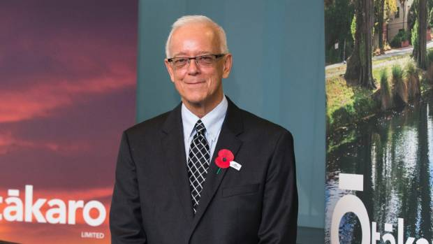 Albert Brantley, Otakaro Ltd chief executive declined to answer questions.