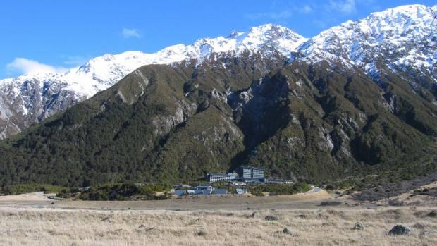 Hermitage Mt Cook