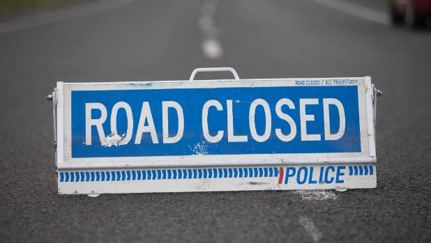 State Highway 3 was closed after the crash.