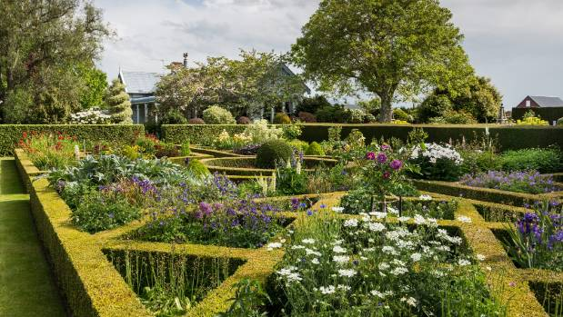 The Monahans' Upton Oaks Garden holds the coveted New Zealand Gardens Trust Garden of National Significance rating.