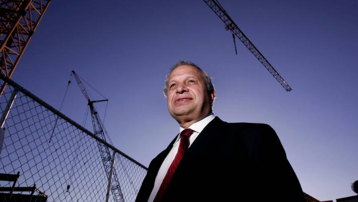 A Life Story - Nick Calavrias - former Steel & Tube boss | Stuff co nz