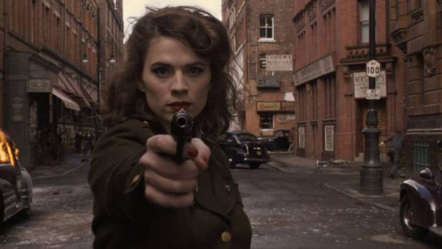 Gunning for a new role - could the former Agent Carter Hayley Atwell be the right woman to play the first female Doctor Who?