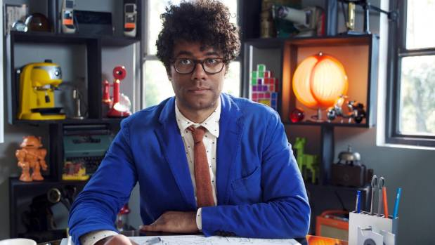 He knows gadgets. He knows travel. Surely Richard Ayoade has the perfect Doctor Who CV.