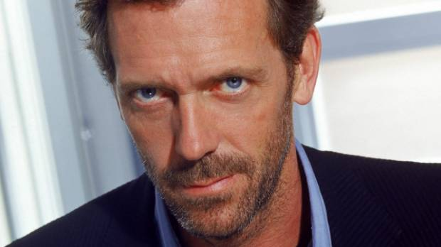 Could the Tardis be an ideal new home for former House star Hugh Laurie?