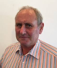 Benmore Irrigation Company (BIC) general manager and Upper Waitaki Zone Committee chairman Barry Shepherd.