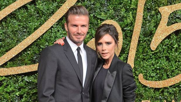 Brand Beckham? No, We Stay Together For Love, Says David