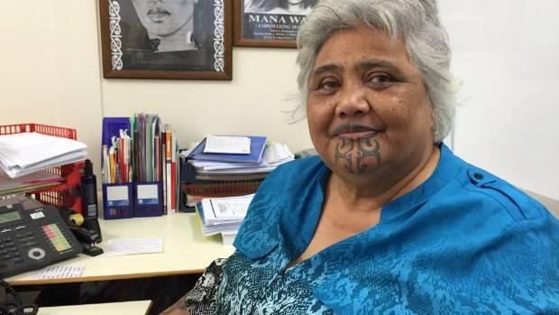 Caroline Herewini, Kaiwkakahaere of Te Whare Tiaki Wahine Regufe - the Women's Refuge in both Porirua and Kapiti was ...