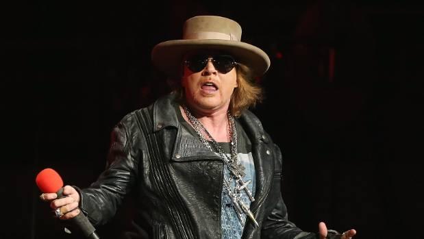 Axl Rose is Guns N' Roses only lifetime member.