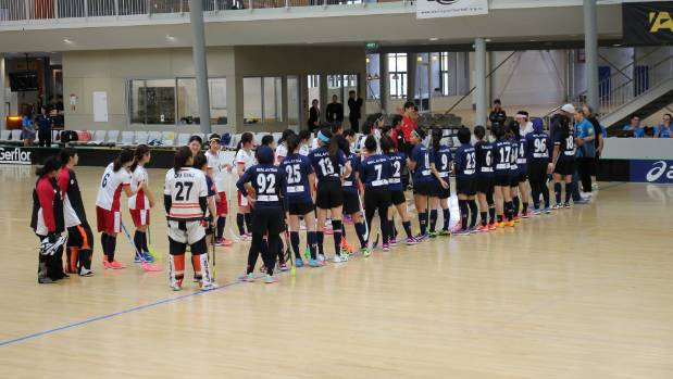 Japan took on Malaysia in the first match of the six day tournament.